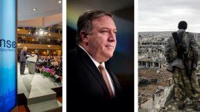 Munich conference, Pompeo`s trip, Idlib, Australian base