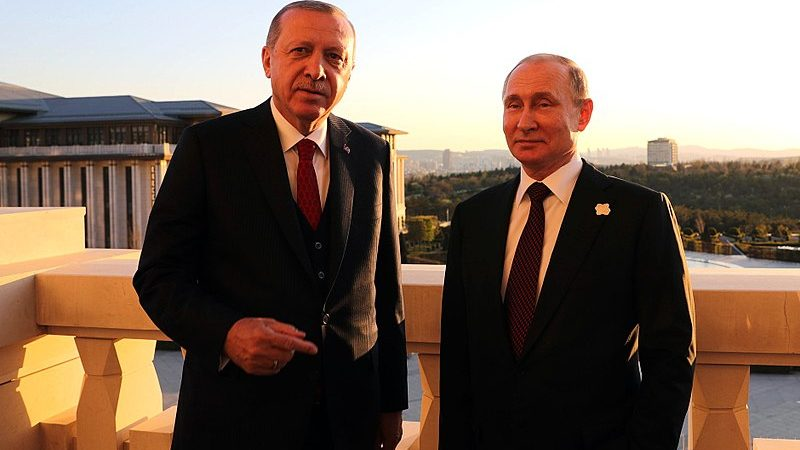 Highlights of the Erdogan-Putin meeting