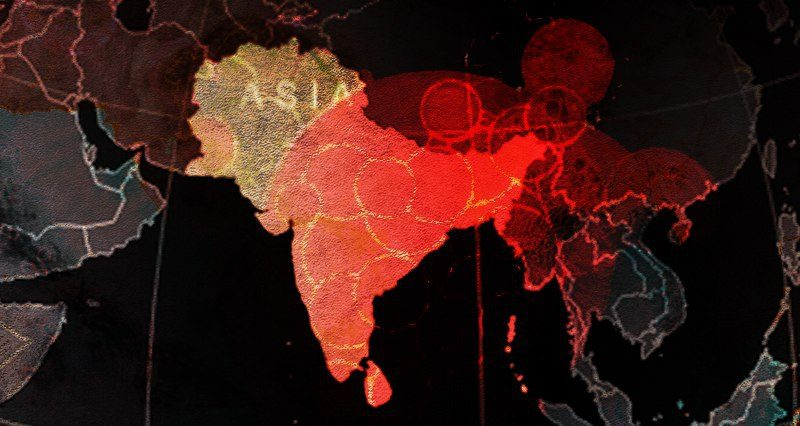 Coronavirus in South Asia: millions may be infected