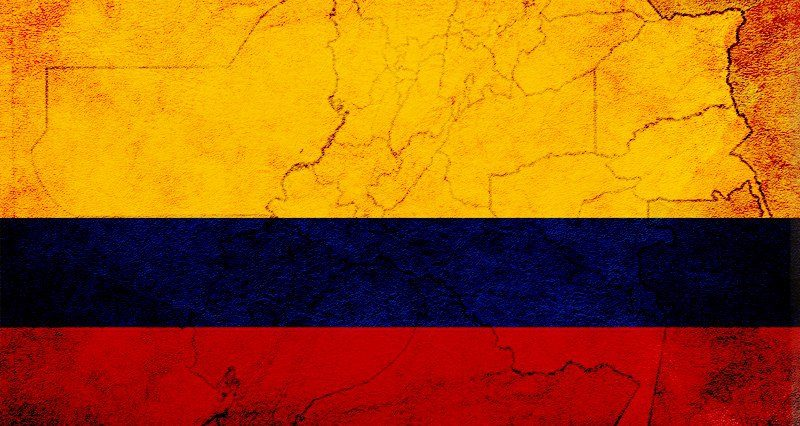 The saga of Colombia: Against the axis of evil