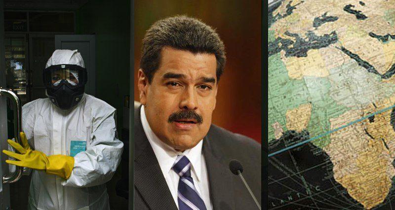 Coronavirus pandemic, Turkish response to coronavirus, Attack against Maduro