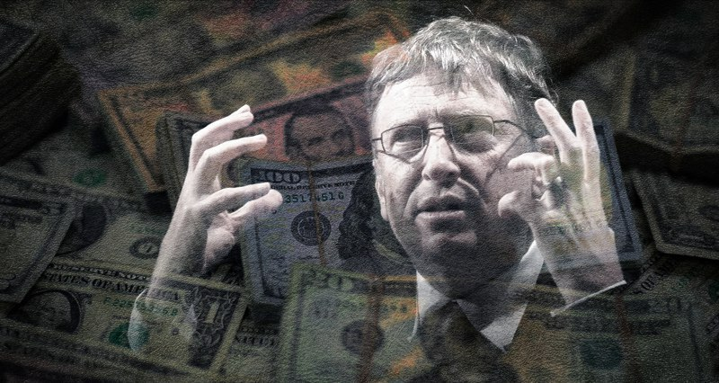 Bill Gates: coronavirus, death and the deep state