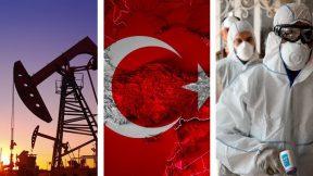 Coronavirus, oil war, Turkish conflict