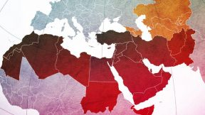 The Middle East in the shadow of the empire