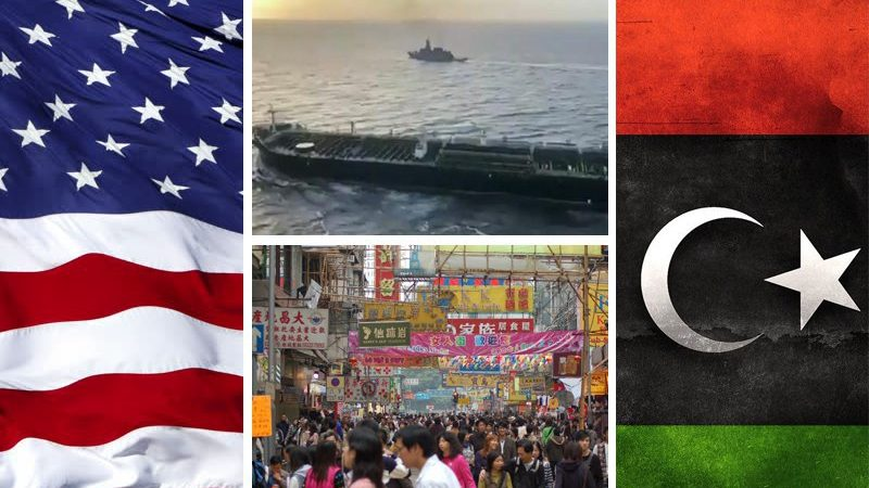 Iranian tankers reach Venezuela, Hong Kong, Libya, Convention in China
