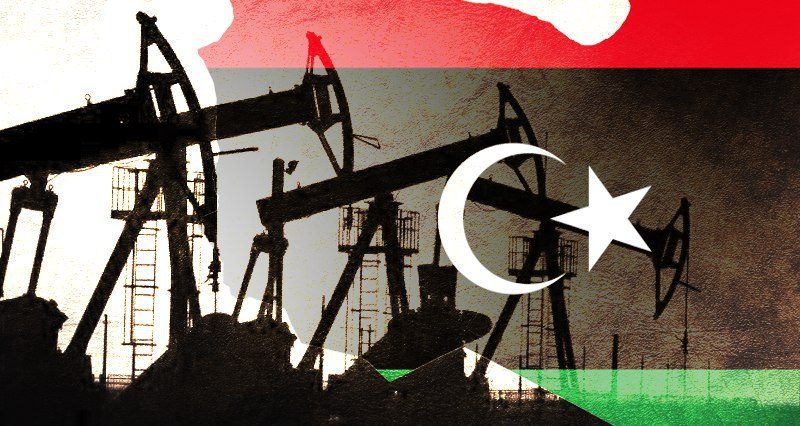 Who owns Libya's oil?