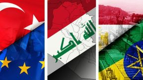 GERD negotiations, anti-Iran tendencies in Iraq, tensions between Turkey and France