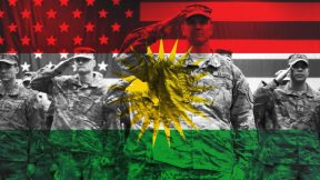 What will happen if US troops remain in Iraqi Kurdistan?