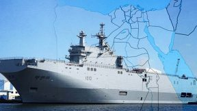 Egyptian sea power and relations with Turkey