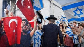 Do national interests oblige Turkey to cooperate with Israel?