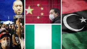 New wave of Covid-19 in China, Turkey in Libya, state of emergency in Nigeria