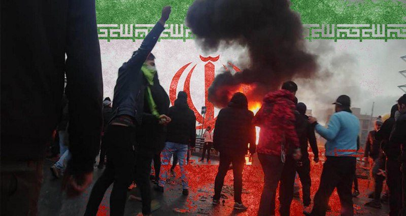 New protests in Iran in the context of Western sabotage