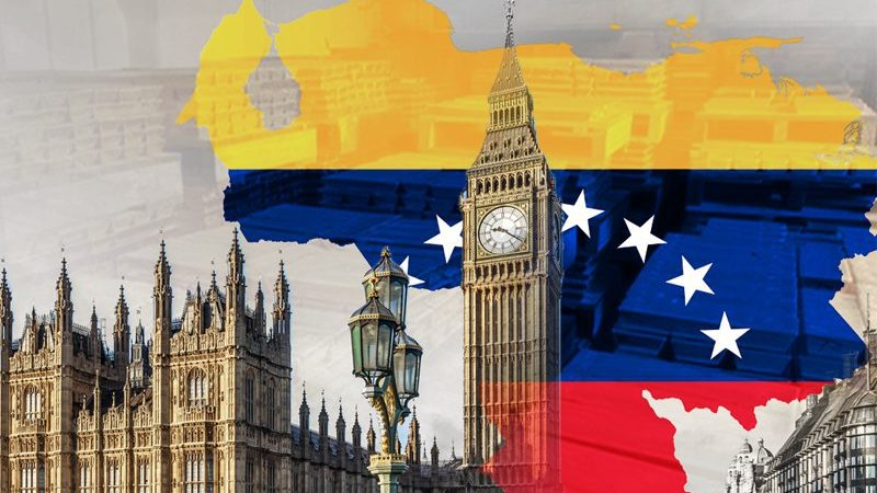 UK blocks return of Venezuelan gold: economic and geopolitical crisis in Venezuela