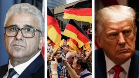 Bashaga, Protests in Germany, US riots