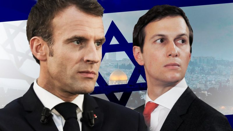 Trump's Son-in-Law, Macron's Philosopher and Netanyahu's State