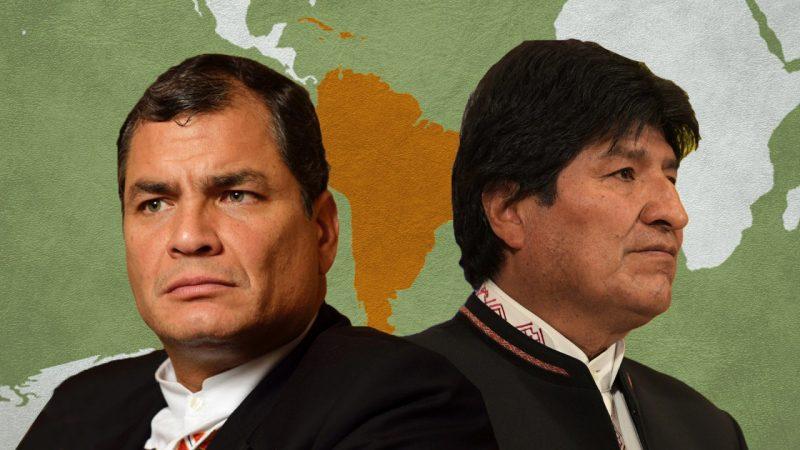A judicial war in Latin America