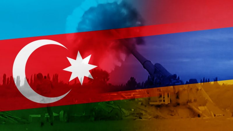 Last week in Turkey: Allegations against Turkey on waging a proxy war, conflicts continue in Nagorno-Karabakh