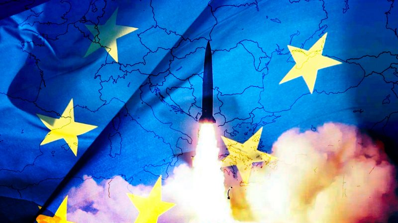 The Rising Nuclear Risk In Europe