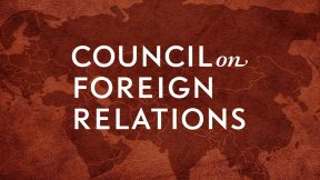 CFR Survey targets Eurasia