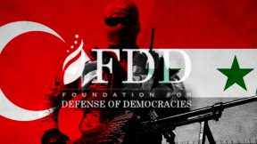 "US Think Tank FDD's proposals to Biden on how to advance ""Kurdistan"" in Turkey and Syria"