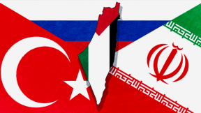Palestine: Alliance between Turkey, Iran and Russia?