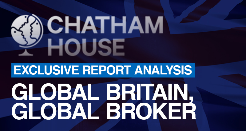 Chatham House targets China, India, Turkey, Russia and Saudi Arabia at the same time