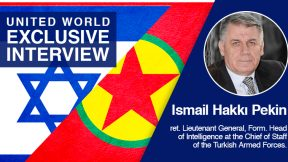 """The PKK is priority in talks to Israel"""
