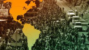 Latin America and the Caribbean: rising post-pandemic migration pressure