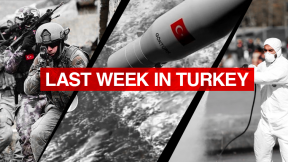 Criticism against the US for lack of support to Turkey's counter terrorism efforts; the Turkish space program; Normalization plans and vaccination efforts on the pandemic