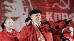 Are Russian Communists in the same boat as Putin?