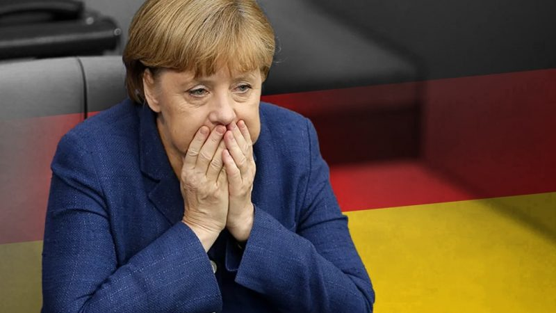 Germany headed to 'traffic lights' government?