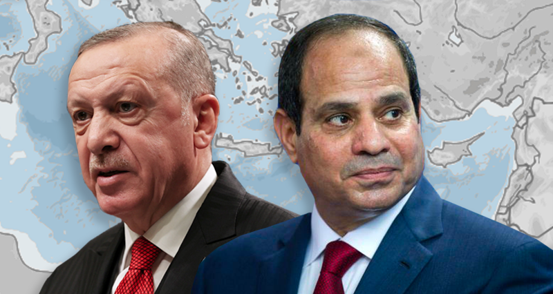 Egypt debates Turkish olive branch: Ankara – Cairo reconciliation possible under conditions