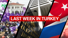 Dissolution of the pro-PKK party; withdrawal from the Istanbul Convention; Central Bank Governor changed; celebration of the Treaty of Moscow; current Coronavirus situation