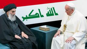 Iranian views on Pope Francis' and Ayatollah Sistani's meeting