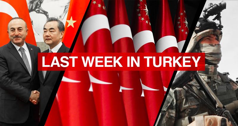 Meeting between Chinese and Turkish top diplomats; Government party congress; Turkish condolences over train accident in Egypt; Turkish-Uzbek joint military drill; Vaccination Efforts amidst the pandemic
