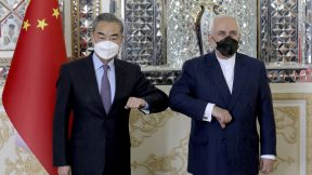 """Road Map on Iran-China relations"""