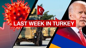 Responses against Joe Biden's pronunciation of the so-called genocide; Turkish Armed Forces operation in Northern Iraq; Vaccination efforts and complete lockdown against the coronavirus pandemic