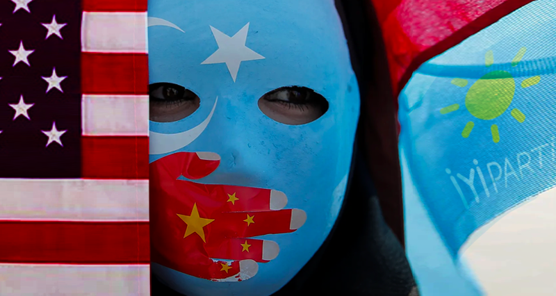 Insights from the Good Party's Uyghur provocation in 5 questions