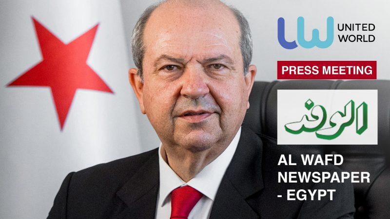 President Tatar in Egyptian press on relations between Cairo and Ankara