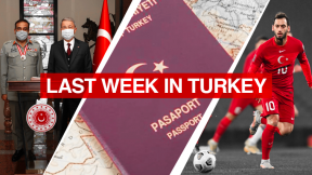 Pakistani Chief of Staff visit; passport free travels Turkey-Azerbaijan; victories of the Turkish football team in 2022 World Cup Qualification; vaccination and lockdown efforts against the Coronavirus