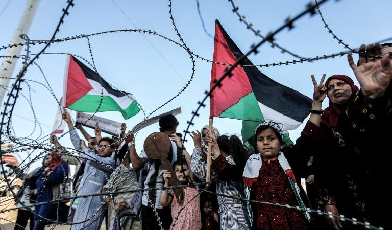 International positions and actions concerning the Israel-Palestine conflict