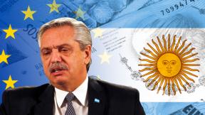 Argentina's External Debt: President Fernández embarks on a Europe trip