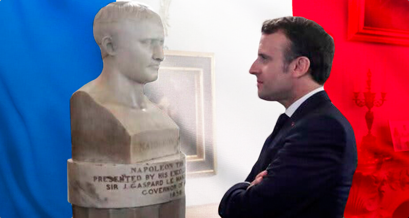 France is searching its new Napoleon