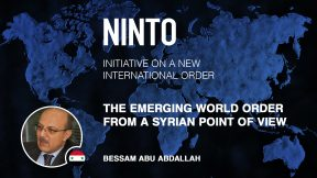The Emerging World Order from a Syrian Point of View