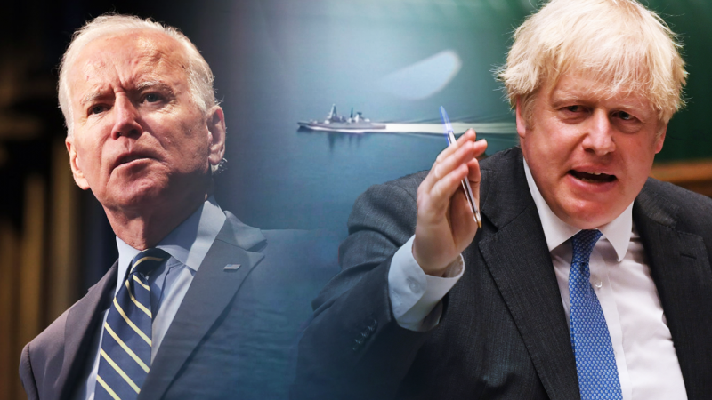 Johnson vs. Biden: The Empire Strikes Back…