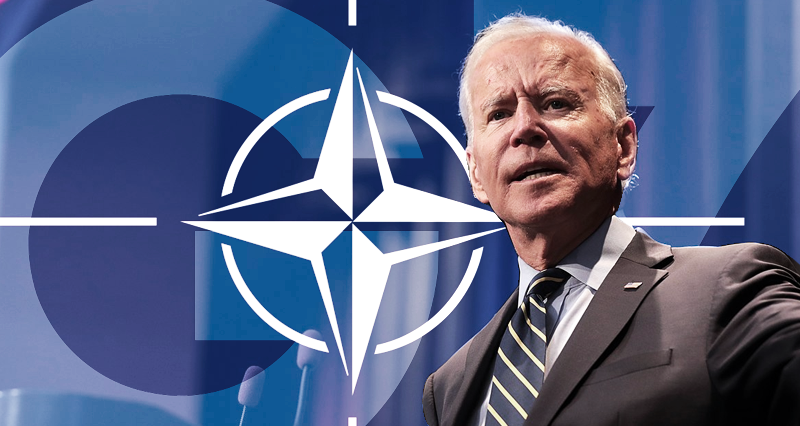 """Biden's """"efforts to build a coalition against China"""""""
