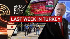 Antalya Diplomacy Forum; HDP Office Building Shooting in Izmir; President Erdogan in NATO Summit