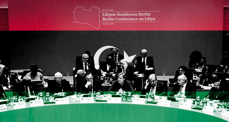 International Conference on Libya in Berlin
