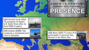 Military tensions in the Black Sea and beyond