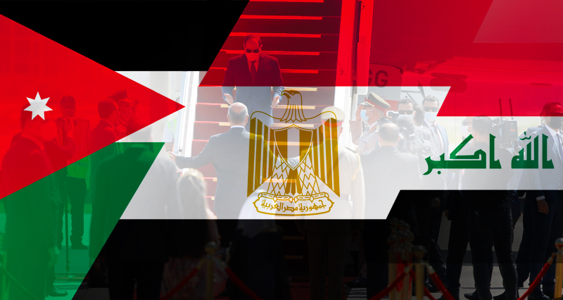 A powerful new alliance: Egypt, Jordan and Iraq